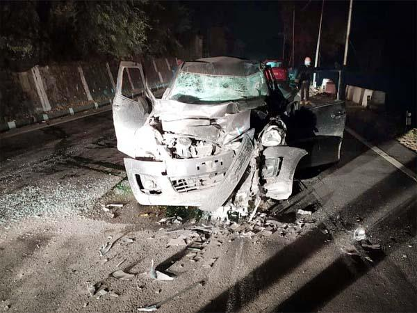death of one in road accident