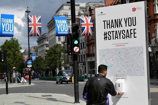 corona virus infection spreading rapidly in london mayor