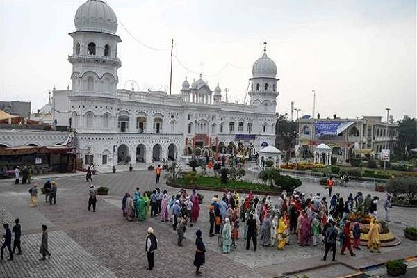 pak will celebrate the 551st birth anniversary of guru nanakdev on 28 30 nov