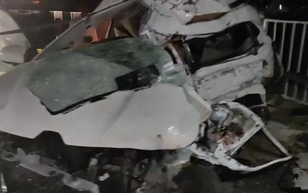 two person died in car accident on hisar sirsa highway