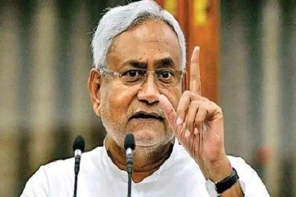 nda government can become bihar again nitish kumar first choice of public
