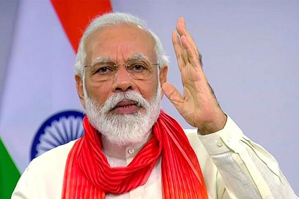 durga puja will be included today on pm modi mahashthi