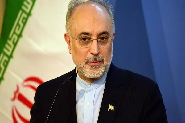 iran atomic organization chief infected with corona