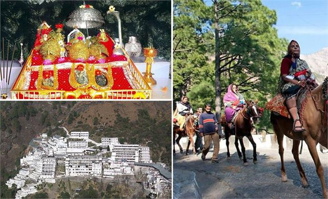 15000 devotees to be able to visit mata vaishno devi from november 1