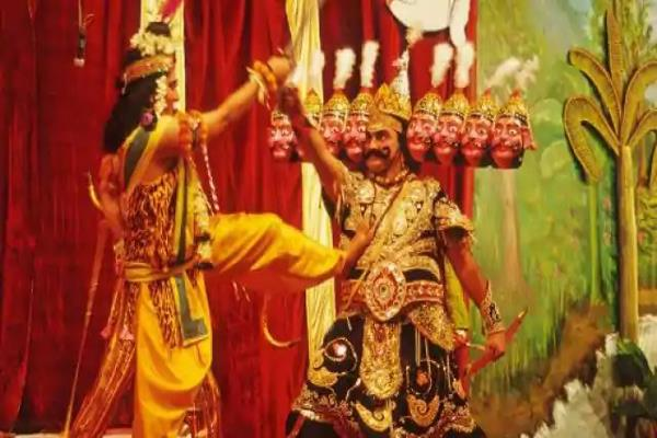 government issued notification for ramlila ramlila starts with worship
