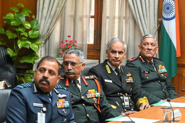 foru day army commanders conference to begin today in delhi