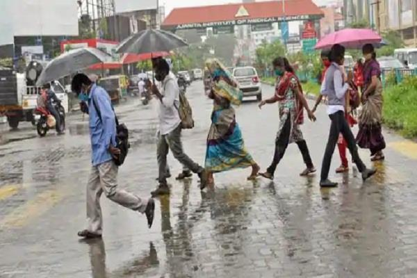 heavy rains in many parts of kerala