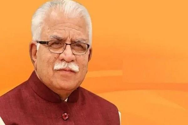 government serious about resolving problems of farmers manohar lal
