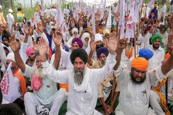 farmer 5th november bharat band