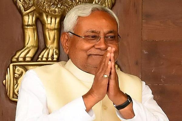 nitish kumar appealed to the citizens to vote