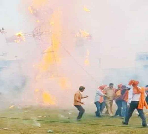 former minister sekhri batala blast