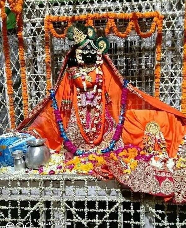 number of devotees increased for banke bihari darshan in vrindavan