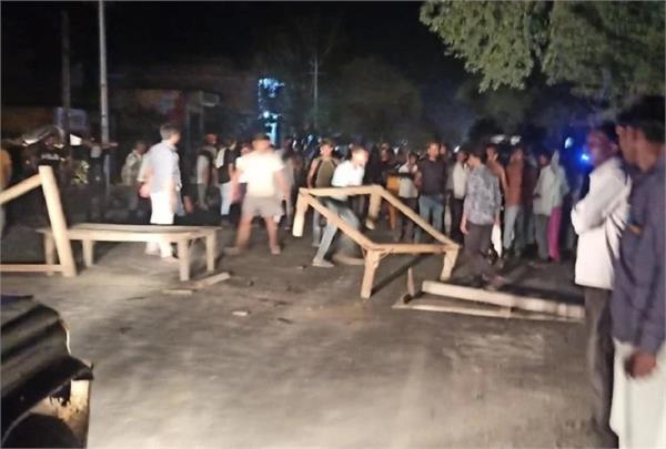 bjp leader not safe in up bjp leader shot dead in firozabad