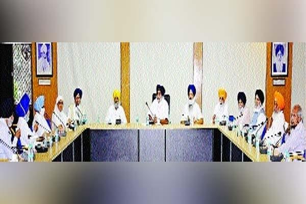 sad gave chief minister a 7 day ultimatum to call assembly session