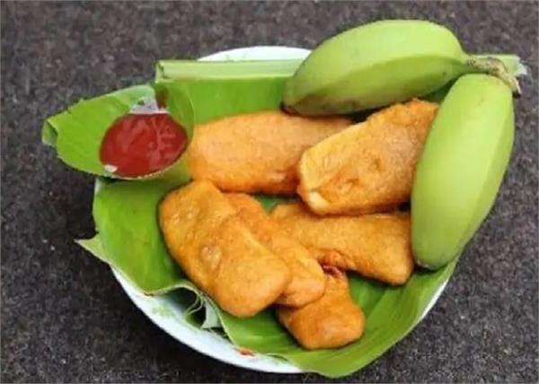 नवरात्रि स्पेशल:स्वादिष्ट कच्चे केले के पकौड़े