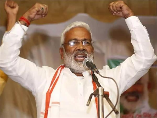 up by election swatantradev singh gave this electoral