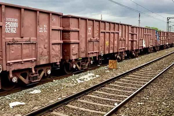 freight trains will operated after complete track clearance drm