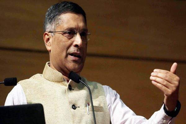 arvind subramanian raised questions on imf report