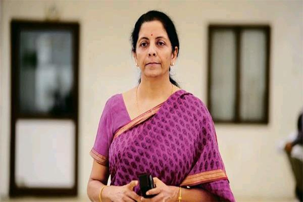 signs of rapid revival in many sectors of the economy sitharaman