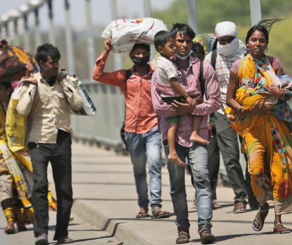 central government will recruit 25 crore migrant laborers through portal