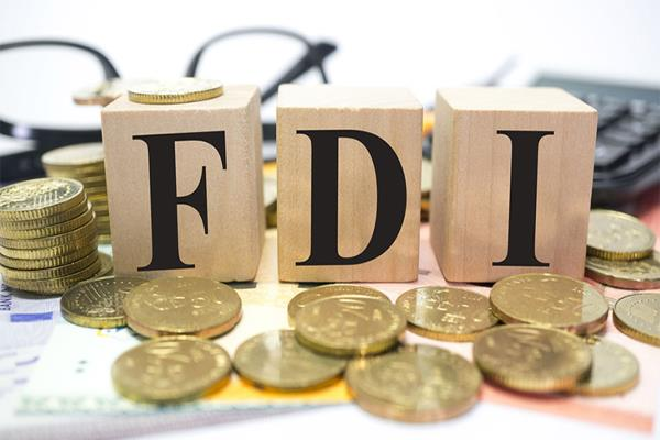 foreign direct investment increased 16 percent to  27 1 billion
