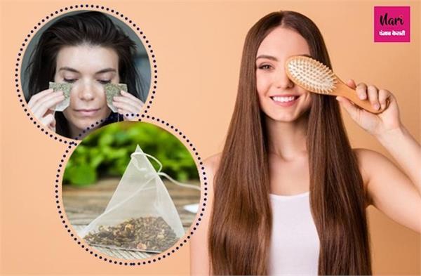 बालों के लिए रामबाण है उबली चाय, फेंकने से पहले जान लें इसके फायदे