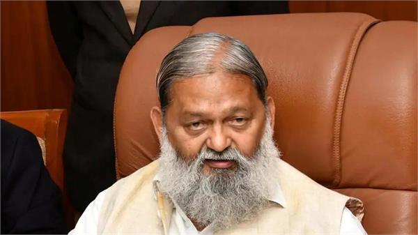 home minister anil vij said talk to yogi adityanath to make laws on love jihad