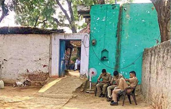 hathras incident sdm takes stock of the security of the
