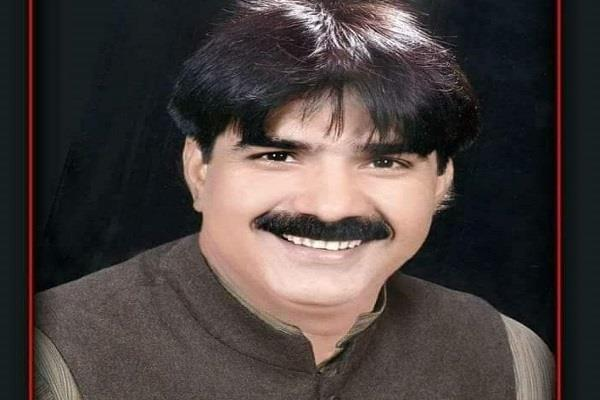 unhappy over not getting ticket pratap singh mavai resigned from congress