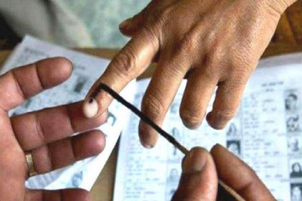 haryana 65 thousand voters decreased in one year