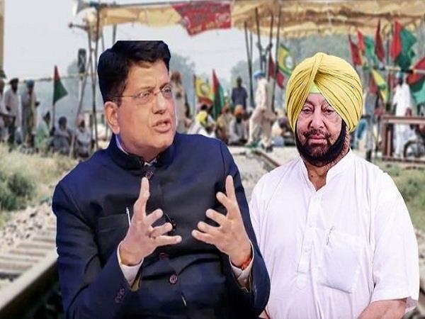 railway minister seeks punjab govt s assurance of train