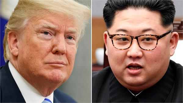 trump will work from military hospital kim wishes him for recovery