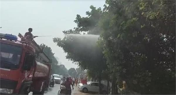 concern of increasing pollution level