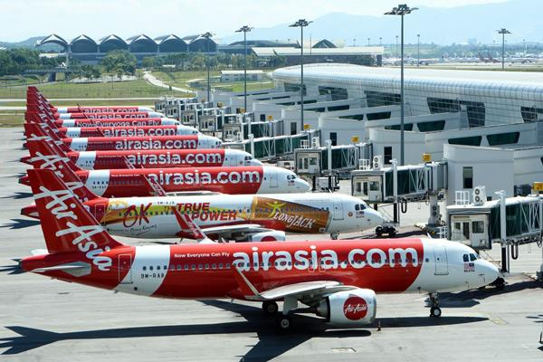 now air asia to get food during flight airline resumes service