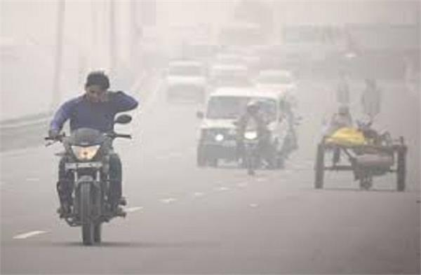 haryana 4 districts remain gas chambers for 1 to 6 hours aqi reaches 500