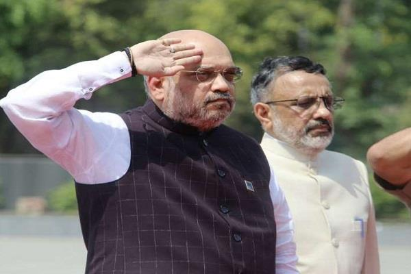 shah says salute to shastri ji who gave recognition to farmers
