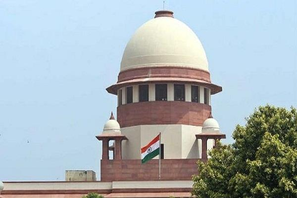 supreme court is doing its job to deal with burning of stubble court