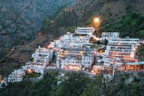 soldiers under the protection of vaishno devi