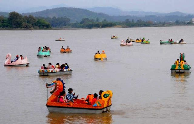 boating on sukhna lake starting again from november 1