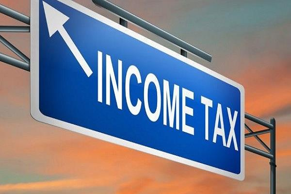 income tax department raids chandigarh lawyer