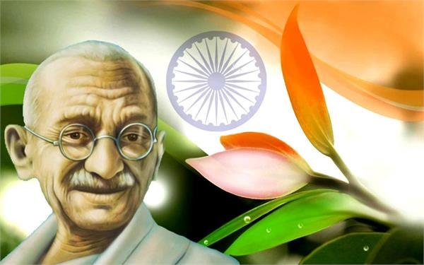 when gandhiji left non violence to save women