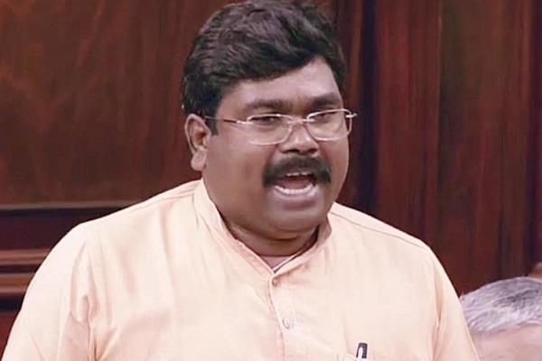 barhet and dumka incident embarrassed the state bjp mp