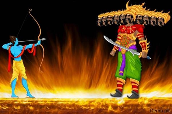 dussehra festival will be celebrated in a symbolic manner in dharamshala