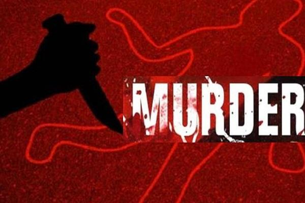 murder of  flickers  in palamu with sharp edged weapon