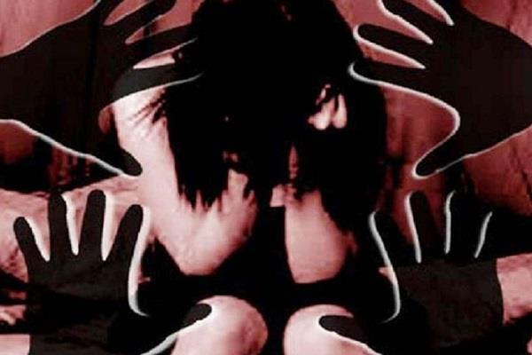 gang rape in khargone after up