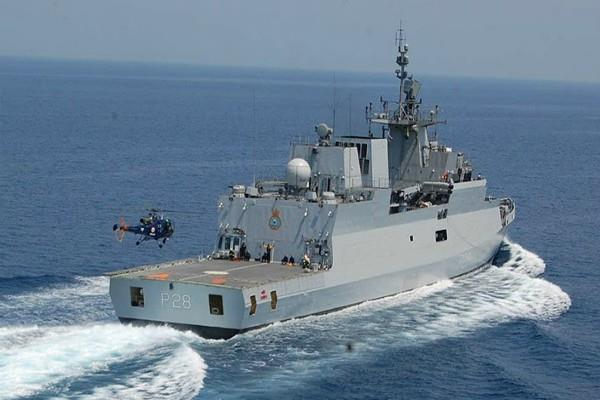 indian sri lankan navies begin training amid tension with china