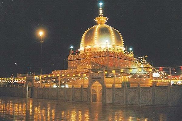 ajmer sharif dargah is a symbol of brotherhood