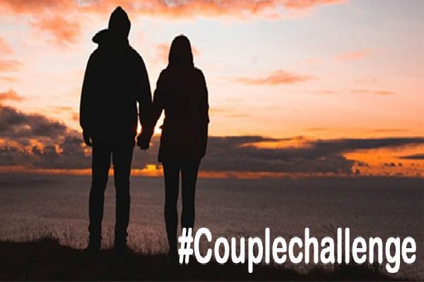 did you upload your photo in couplechallenge on fb