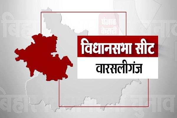 warisaliganj assembly seat results 2015 2010 2005 bihar election 2020