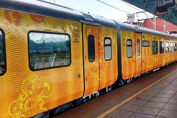 tejas express on tracks on first navratri learn new rules of travel